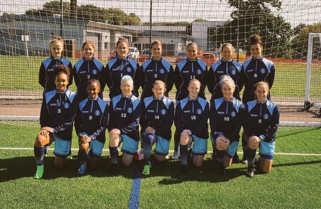 Wycombe Ladies have been promoted