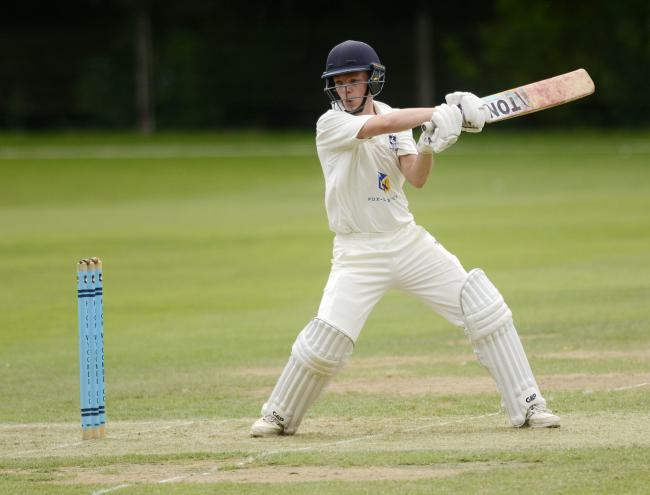 John Stevens made 35 runs for High Wycombe 2s in the eight run defeat at Cove in Division One of the Thames Valley League on Saturday.
