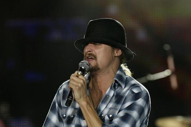 Kid Rock makes lewd comments about Taylor Swift for supporting