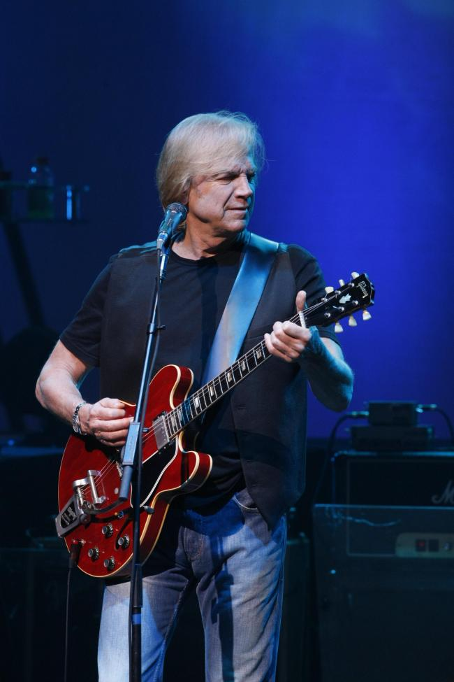 Driving-force' of sixties rock band The Moody Blues goes on tour