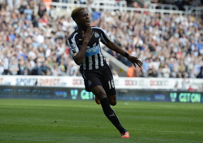 Newcastle United forward Rolando Aarons has joined Wycombe Wanderers on loan until January 13th. PHOTO: Pa/Wire.