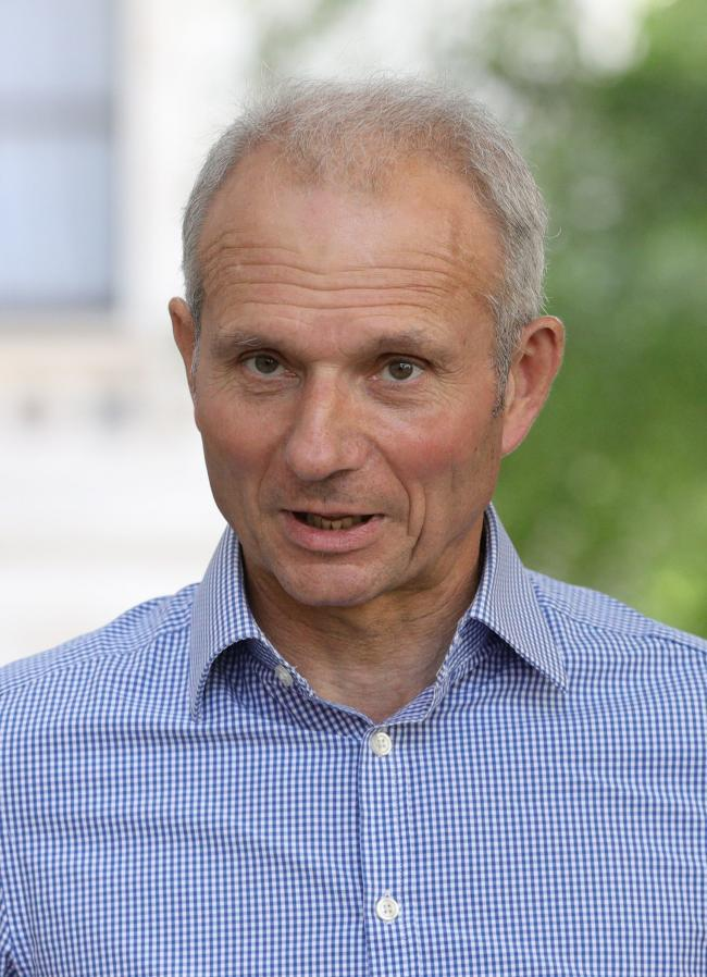 David Lidington who is receiving the KCB in Theresa May's resignation honours list. Picture by Aaron Chown/PA Wire
