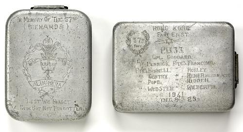Soldier's mess tin fetches thousands at Marlow auction