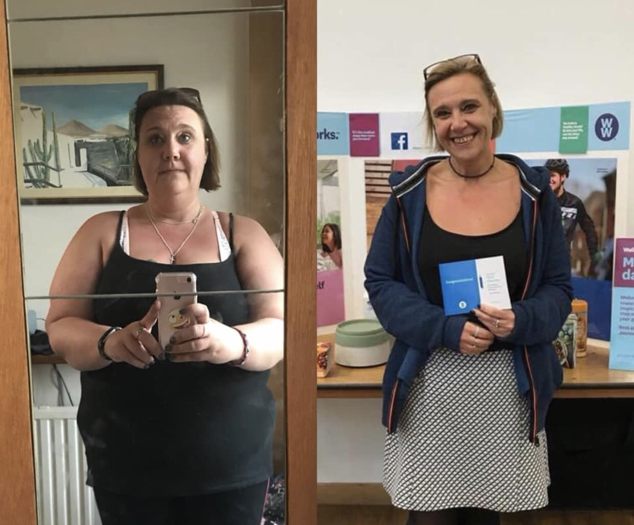 Two Women From Burnham Have Incredible Weight Loss Progress With Weight Watchers Bucks Free Press