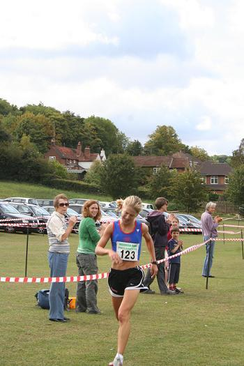 Wooburn 10k run attracts more than 300 runners