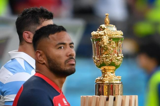 England v Argentina – Pool C – 2019 Rugby World Cup – Tokyo Stadium