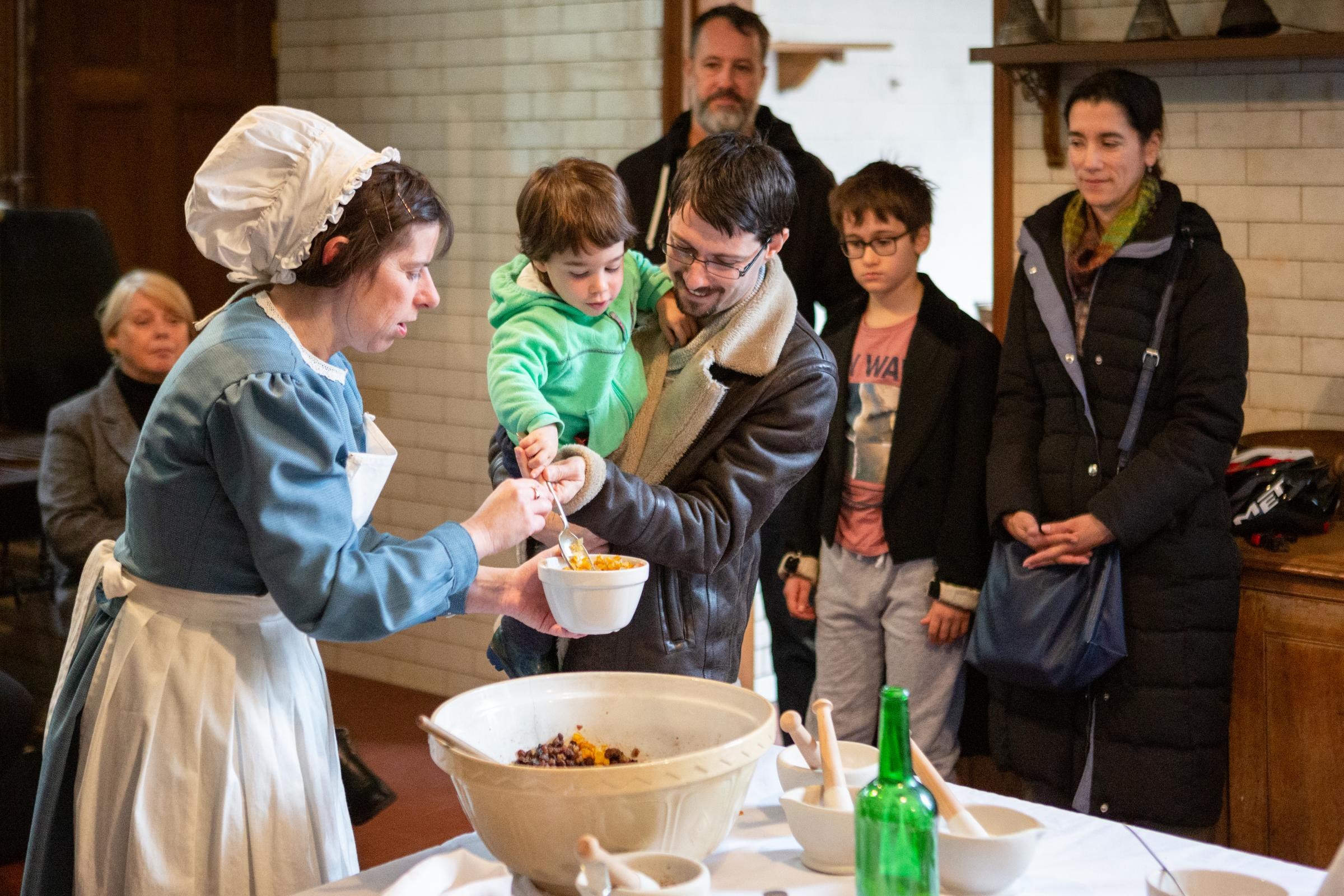 Stir-Up Sunday at Gunnersbury Park Museum