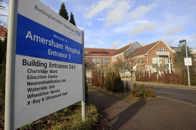 Amersham Hospital Bucks Healthcare Trust Provide An Update