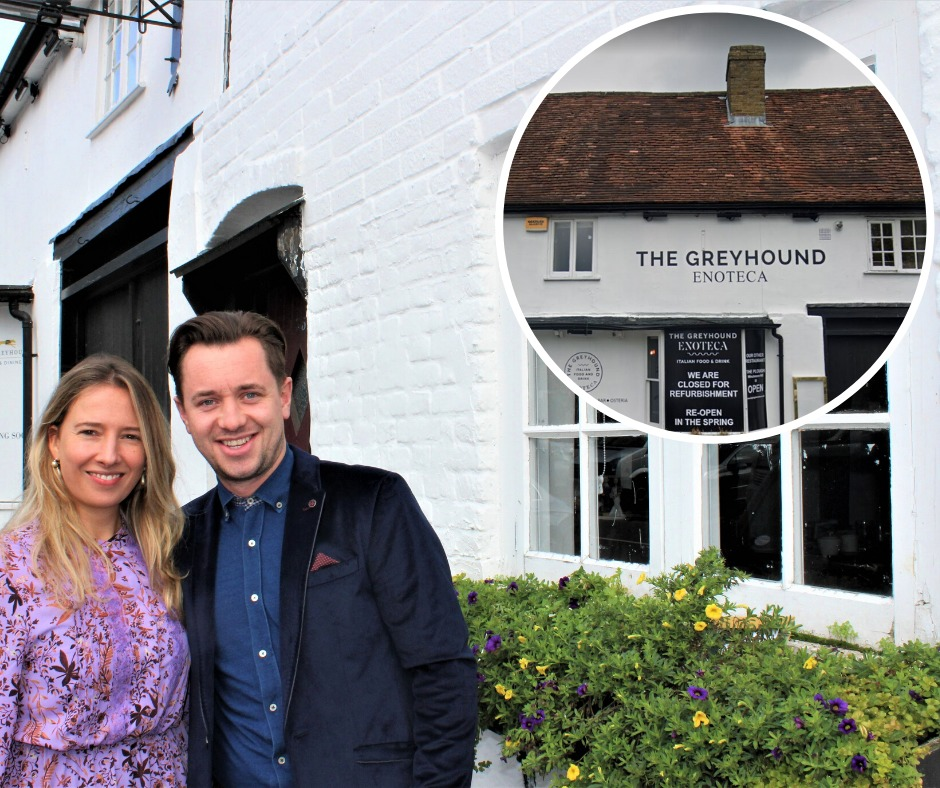 The Greyhound in Beaconsfield is set to reopen - what we know so far - Bucks Free Press