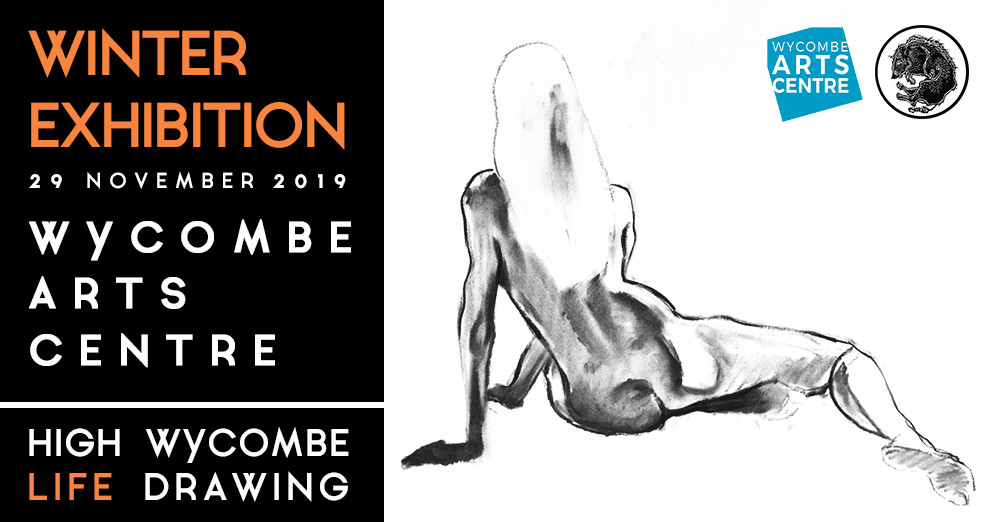 Wycombe Life Drawing - Winter Exhibition
