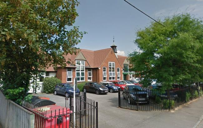 Holy Trinity Church of England School in Marlow