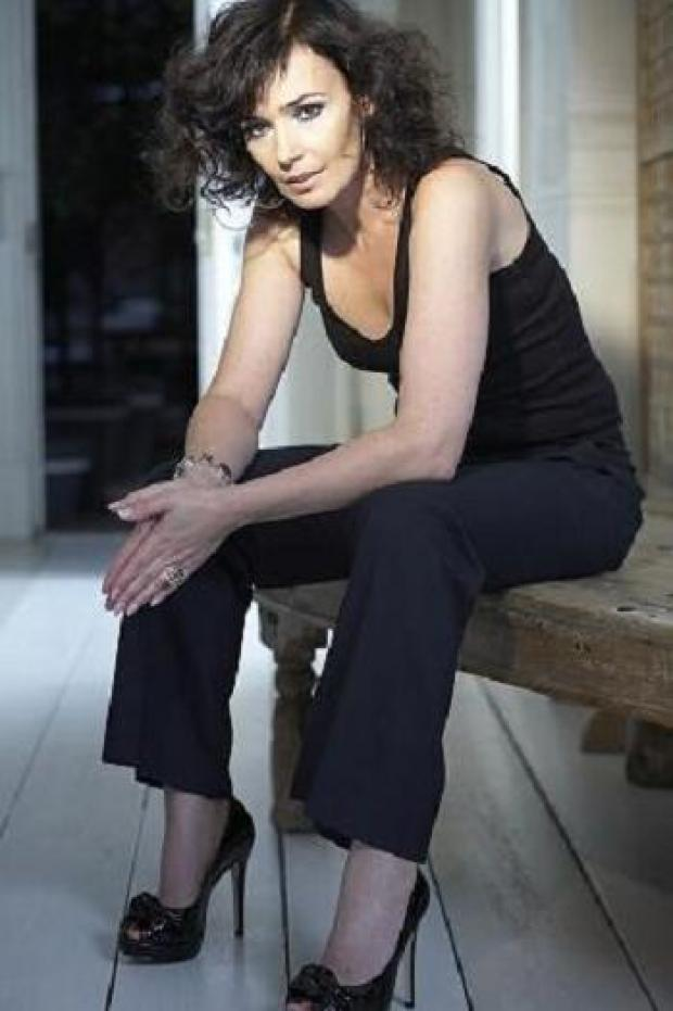 Comeback for singer Beverley Craven