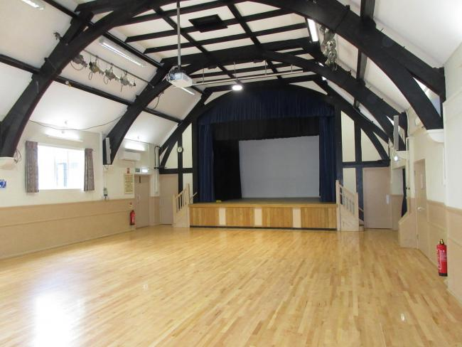 Chalfont Memorial Hall
