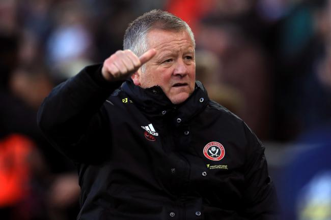 Sheffield United are closing in on Premier League survival and face Millwall in the FA Cup on Saturday.