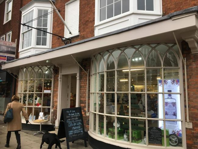 The No and Low Alcohol shop in Marlow
