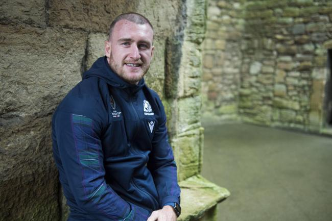 Stuart Hogg has been named Scotland captain for the Six Nations