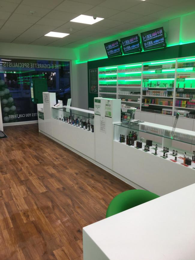 Three shops closing in the Eden Shopping Centre - but a vape store is opening