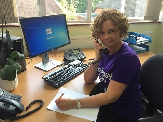 The Epilepsy Society offers a listening ear across the UK from its headquarters in Chalfont St Peter