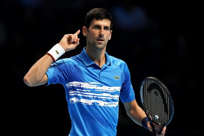 5 Talking Points Ahead Of The Nitto Atp Finals At London S O2 Arena Bucks Free Press