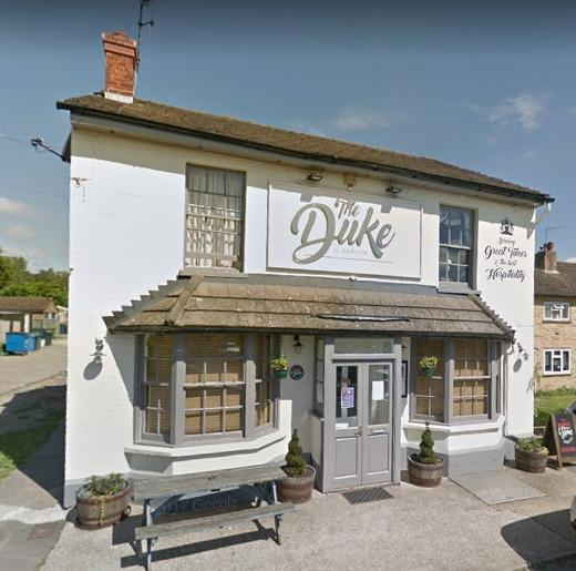 The Duke in Marlow