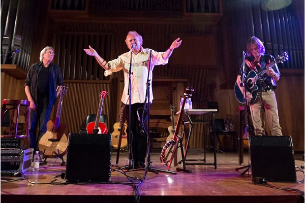 Acoustic Strawbs at Queens Park Arts Centre