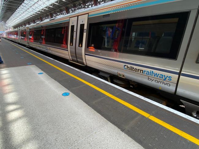 Chiltern Railways is increasing services again