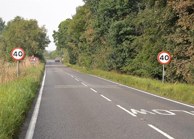 Speed limits could be ntroduced on a number of roads inAylesbury