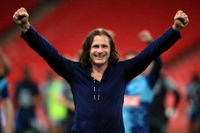 Ainsworth on that 'amazing feeling' as Wycombe are promoted to the Championship