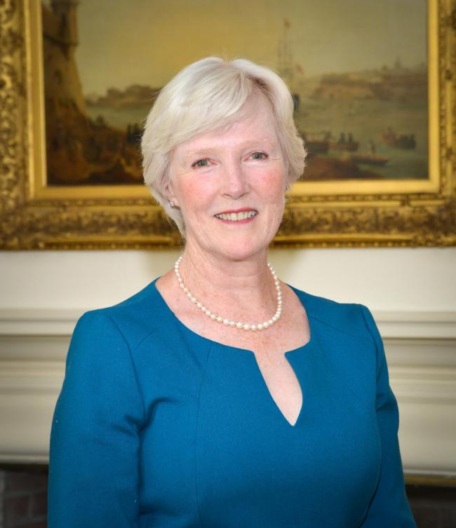 Elizabeth Howe DL, the new Lord Lieutenant of Buckinghamshire