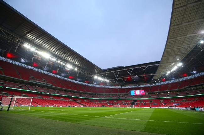 Wembley had been due to host the EFL Trophy final on April 5