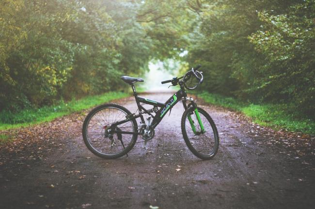 The bike was stolen at the start of the week (stock photo)
