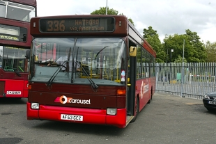 New look bus services for High Wycombe