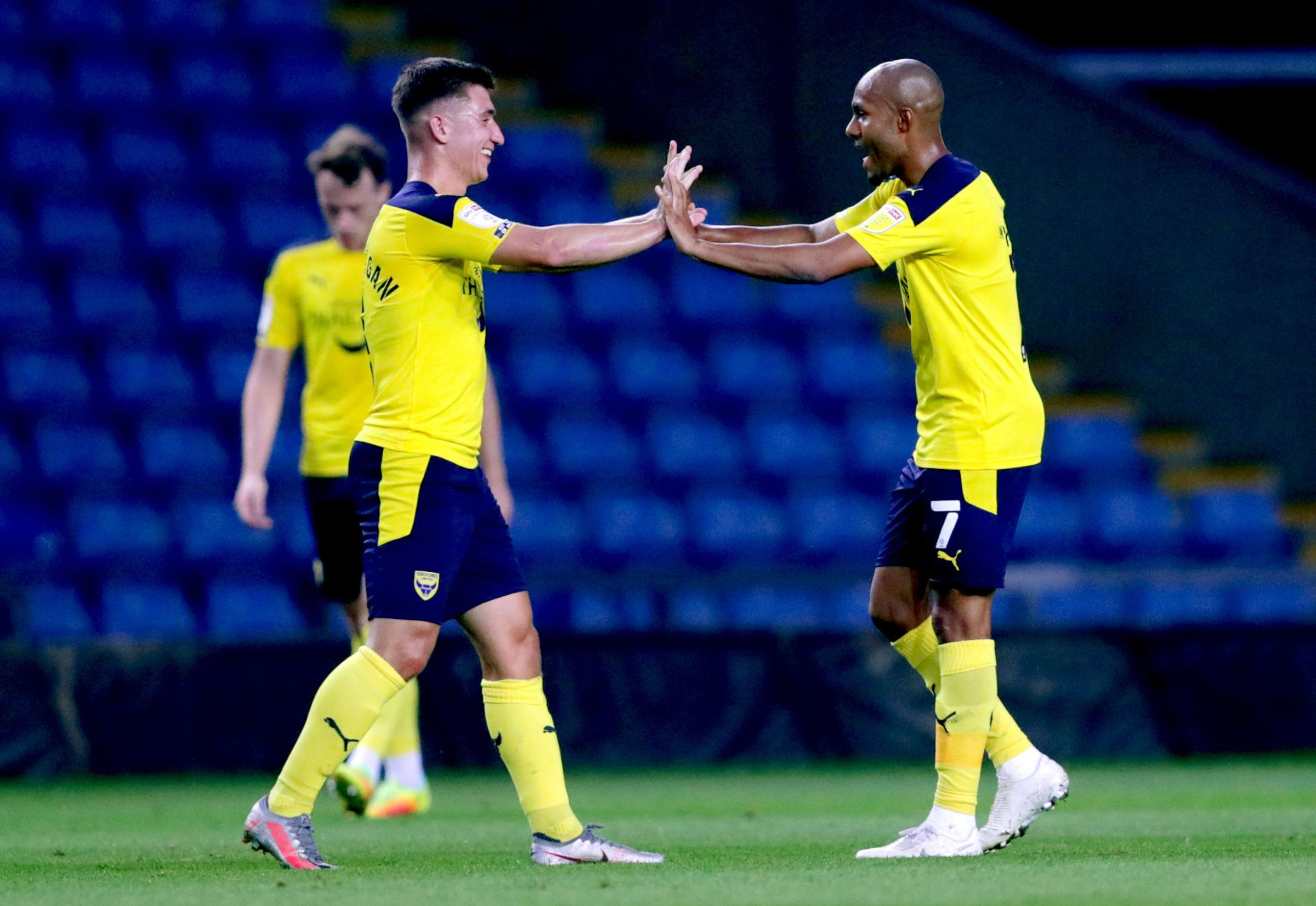 Rob Hall is currently in his third spell at Oxford United (David Davies/PA)