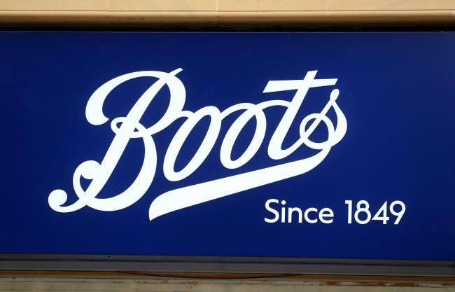 Boots launch new in-store recycling scheme (and will reward shoppers). Picture: PA Wire