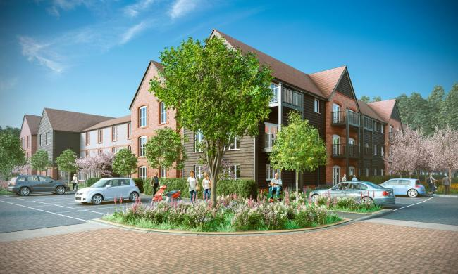 How the Extra Care flats will look if given the go-ahead