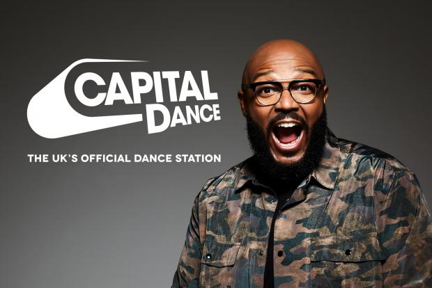 Bucks Free Press: MistaJam will front new national radio station, Capital Dance, and will host shows on sister station Capital. Picture: Capital Dance