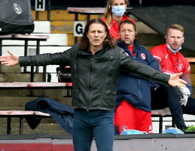Gareth Ainsworth (Steven Paston/PA)