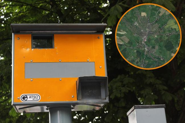 'Ambitious' calls for ten speed cameras in Chesham where drivers go 'double the limit'
