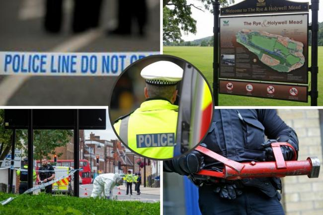POLL: Have your say on Thames Valley Police responses to Wycombe crime questions