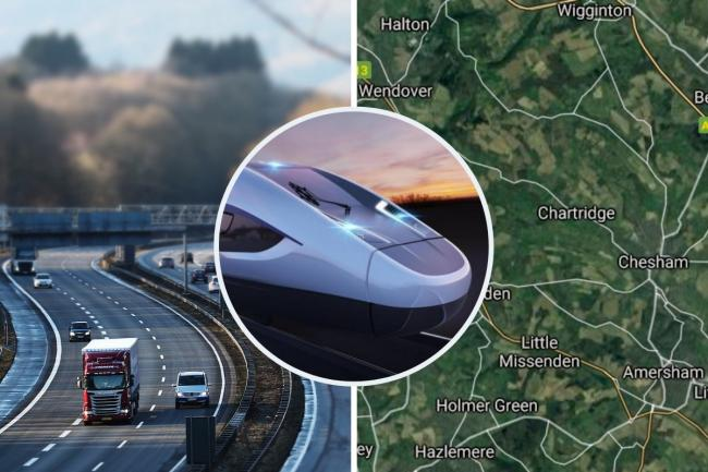 HS2 'traffic forecast' could spell misery on roads between Wendover and Amersham