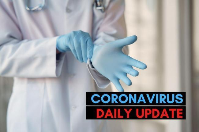 572 more coronavirus cases diagnosed in Bucks in the last day