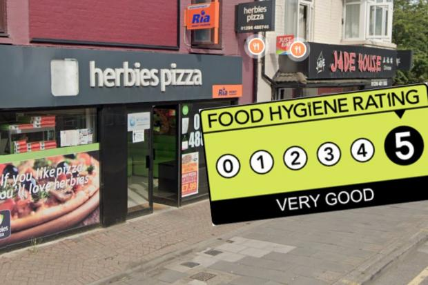 The latest food hygiene rating scores from across Aylesbury