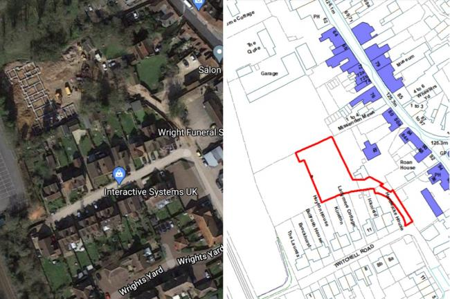 Great Missenden planning application in AONB binned due to 'overdevelopment'