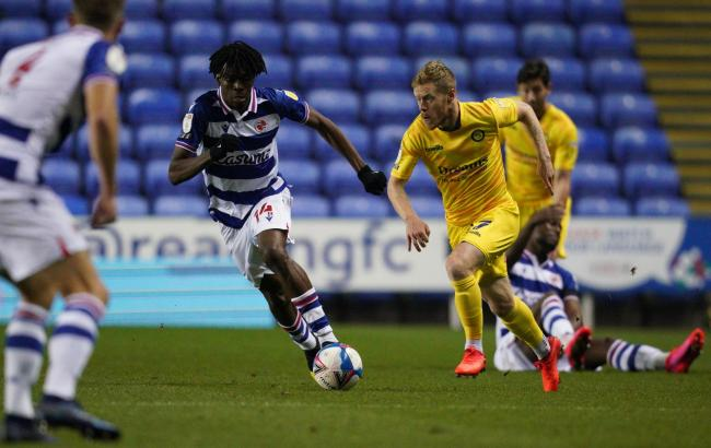 Daryl Horgan caused the Reading backline several porblems (Photo by Andy Rowland/Prime Media)