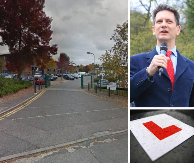 Wycombe MP Steve Baker has stepped in over the closure
