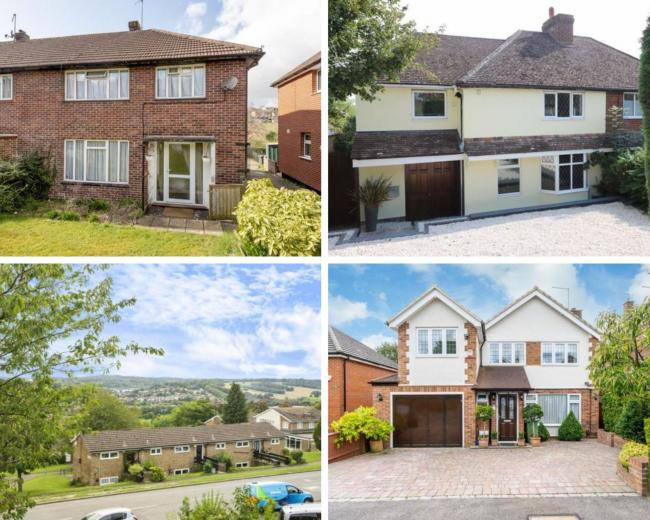 The properties on sale that everyone is looking at this month in High Wycombe