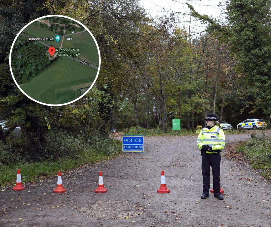 Murder investigation Watlington Hill update: Carole Wright's handbag still missing after a week