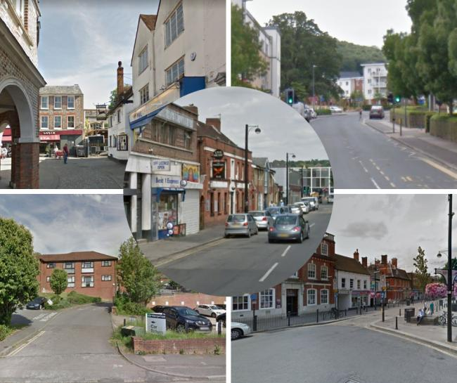 REVEALED: The five most DANGEROUS streets in High Wycombe