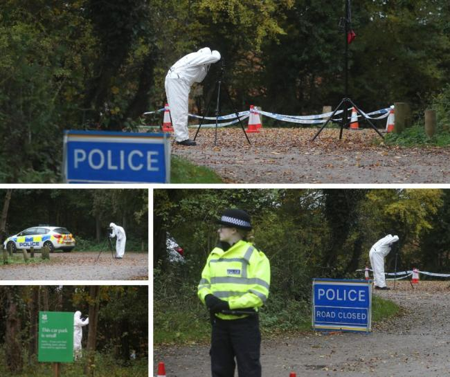 Watlington Hill 'murder investigation' - 22-year-old charged in connection