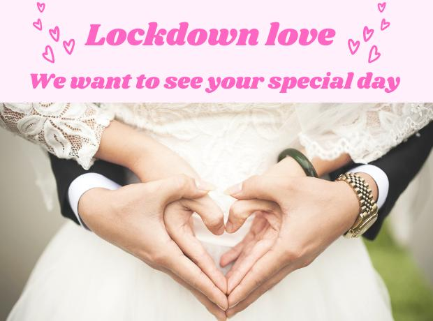 Lockdown love: Did you tie the knot during the pandemic?